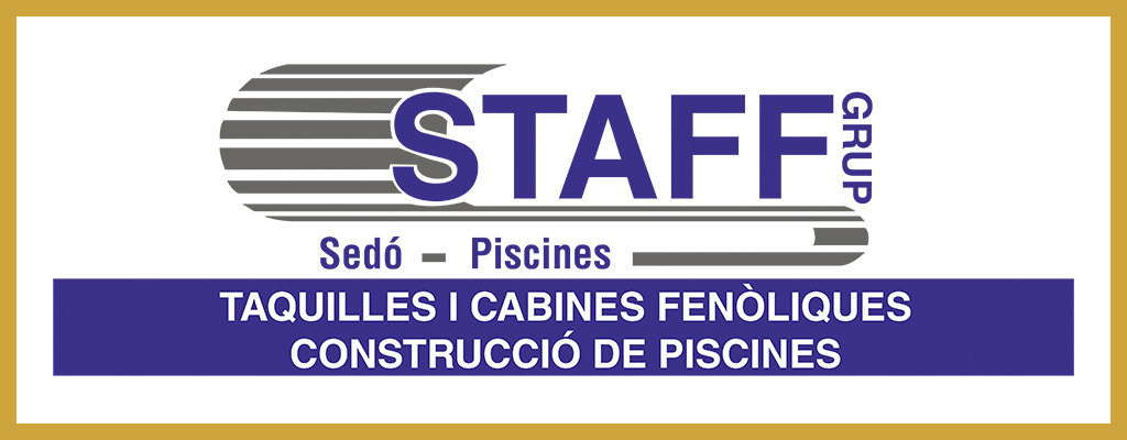STAFF Piscinas